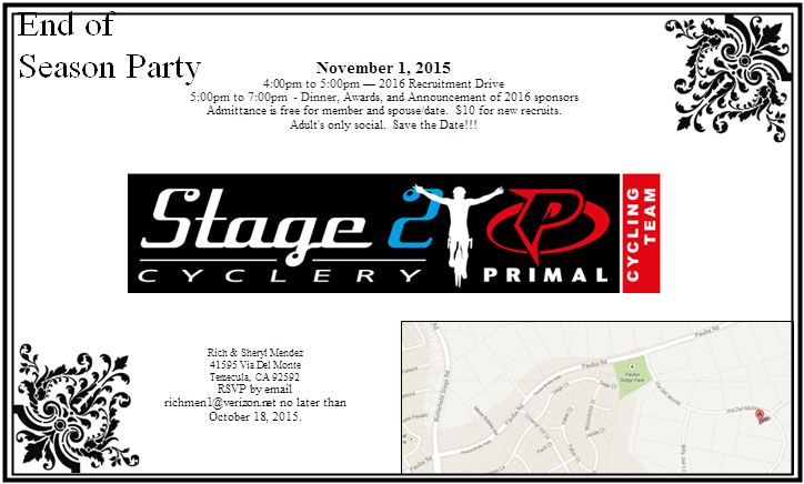 2015 stage 2 party invite